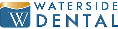 Waterside Dental Venice Island Logo